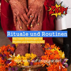 Rituale und Routinen Henna