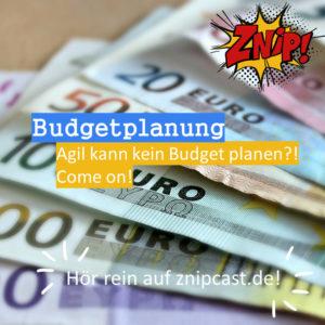 Budgetplanung geht im Agilen nicht?