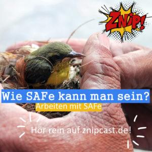 Wie SAFe kann man sein?