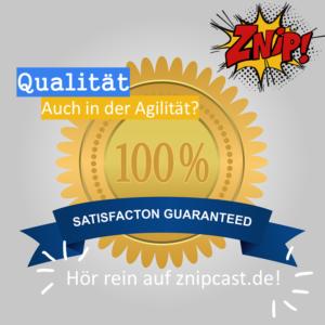 Qualität im Agilen?